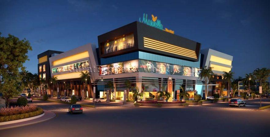 Fabulous Shopping Malls Of Surat