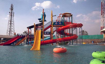 Sentosa Water Park Pune